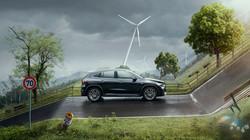 Perspective shift | GLA 35 AMG Mercedes