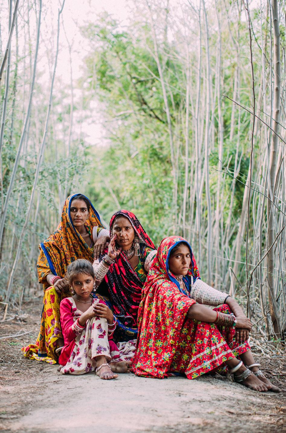 Nomads of Dasada, Dasada, Gujarat