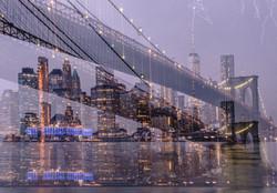 Brooklyn-bridge-lightning