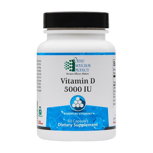 Vitamin D 5,000 IU