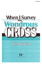 700 When I Survey the Wondrous Cross (co