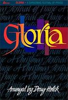 Gloria - arranged by Doug Holck (cover).