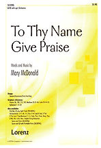 1017 To Thy Name Give Praise (cover).jpg