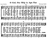 Hymn - O God Our Help In Agesg Past (cov