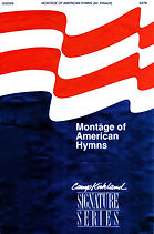 438 Montage of American Hymns (cover).jp