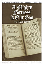 1121 A Mighty Fortress Is Our God (cover