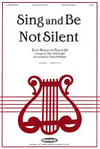 950 Sing and Be Not Silent (cover).jpg