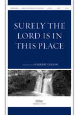 #212 Surely the Lord is In This Place {c