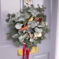DIY Door Wreath Home Kit