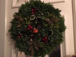 Chrstimas Wreath