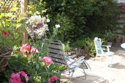 Sun Trap Cottage Garden