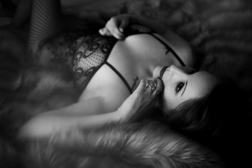 Abstract boudoir