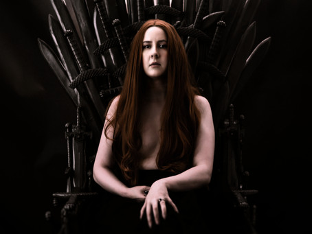 How I made an iron throne