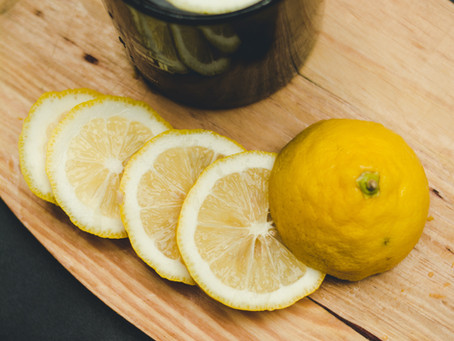 Drink Lemon and Salt Water for Maximum Hydration (and Other Benefits)