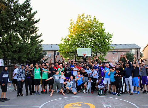 Play Forever basketball event
