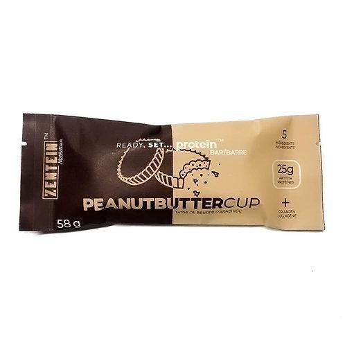 12 Pack: Peanut Butter Cup Zentein Bars
