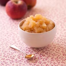 Compotée de pomme