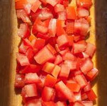 Tomates dés