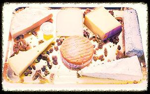 Plateau de fromages par La Fromagette