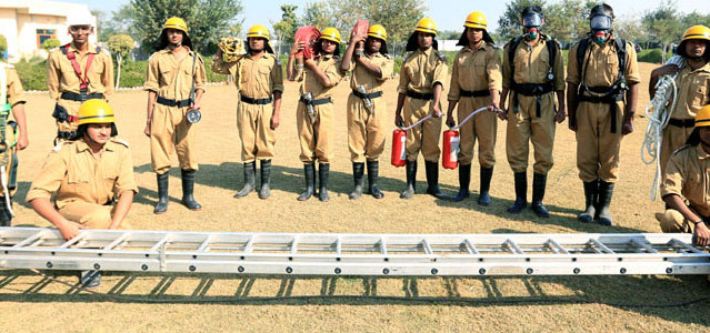 FIRE TECHNOLOGY AND SAFETY ENGINEERING