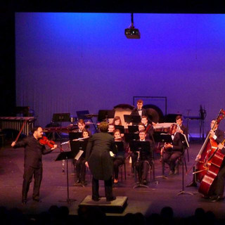Performance at the Boston Conservatory