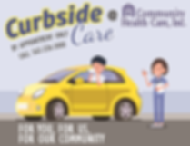 Coronavirus - Curbside Care FB post (ori