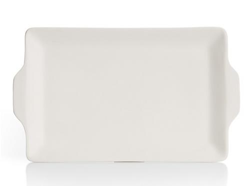 Flat Handled Tray