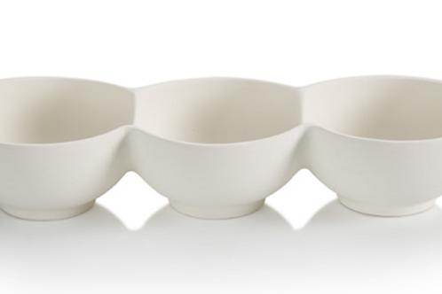 Triple Circle Bowl