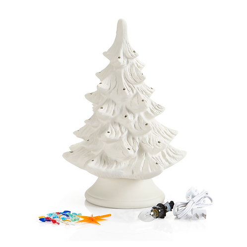 Large Traditional Christmas Tree
