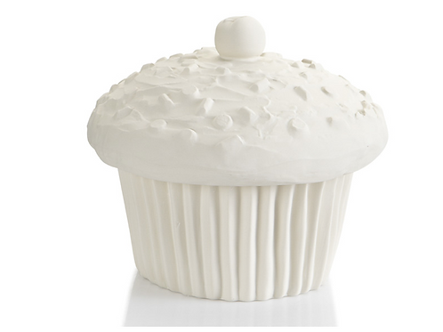 Cupcake Canister