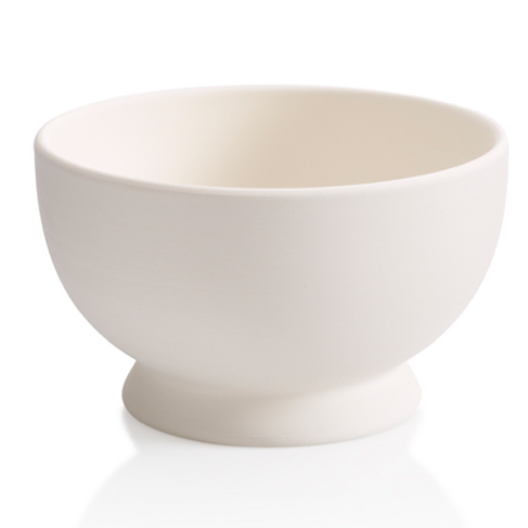 Footed Cereal Bowl
