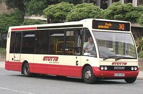 Stotts Buses Oldham