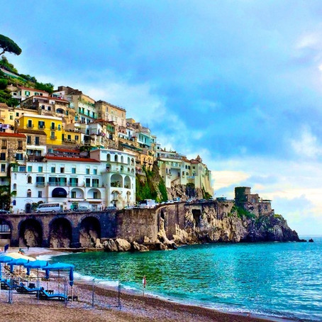Eating Italy: Amalfi Coast Edition
