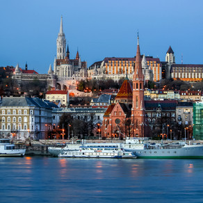 5 Reasons Why Budapest Should Be On Your Bucket List