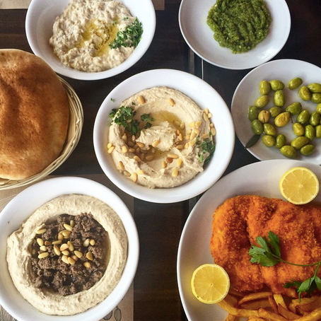 The Best Hummus Spots in Israel