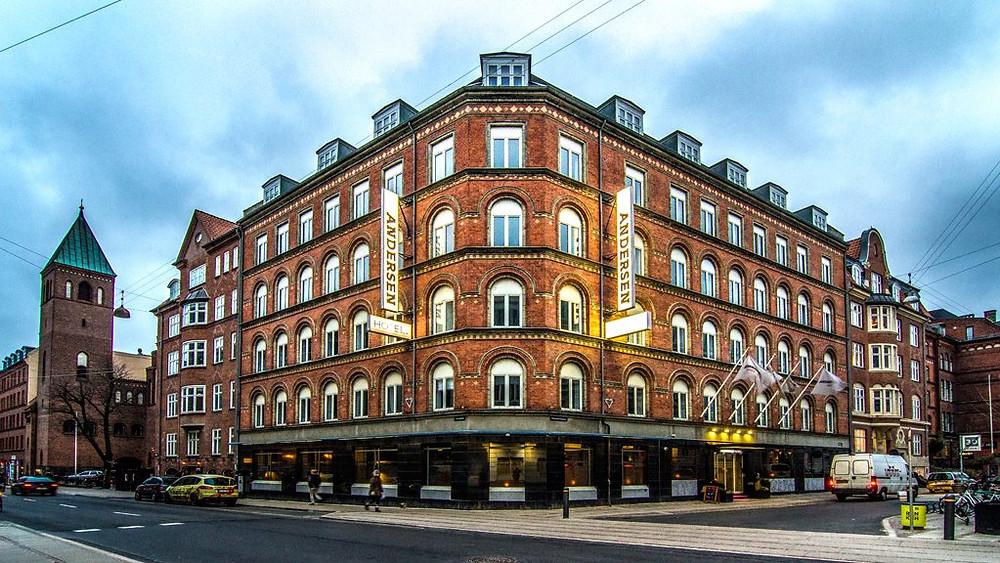 Hotel d'Anglettere, Copenhagen