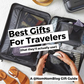 10 Best Gifts For Travelers (That They'll Actually Use)