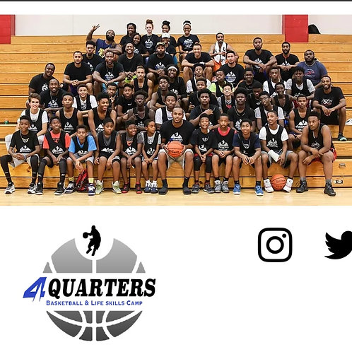 4 Quarters Youth Basketball Camp