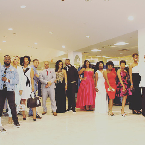 YP & MACYS Fashion Show
