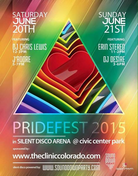 Pride Fest Silent Disco