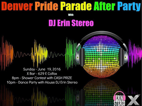 Pride Parade After Party