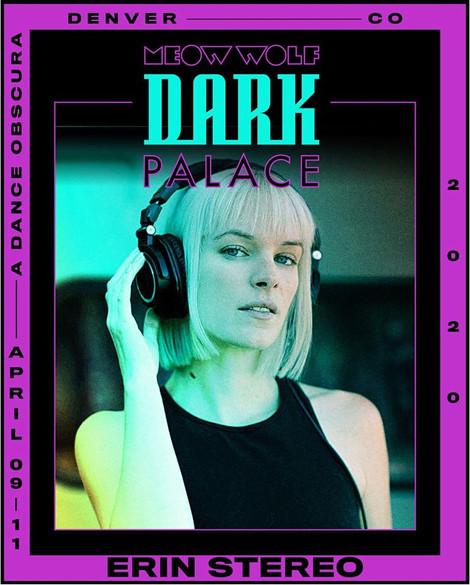 Dark Palace Poster