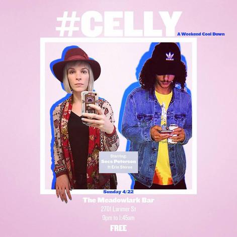 #Celly at Meadowlark Bar
