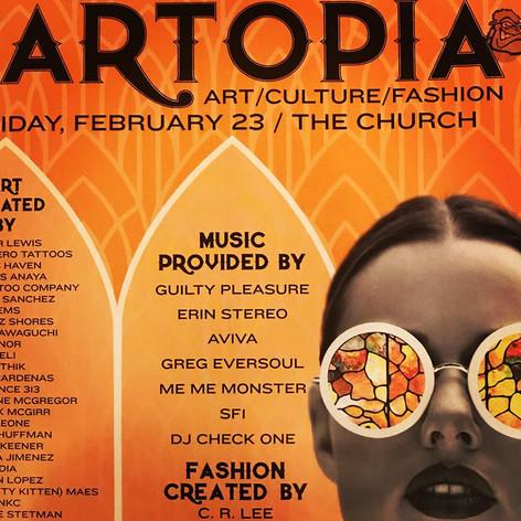 Artopia Poster