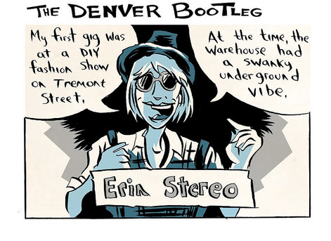 Denver Bootleg Comic