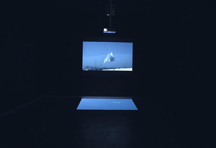 Amine El Gotaibi, Goutte de Grâce / Drop Gratitude, 2011, 31st Emirates Fine Art Society Exhibition, Sharjah, United Arab Emirates, 2013