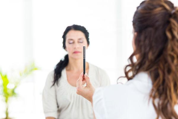 Thérapie - EMDR traitement par mouvement oculaire