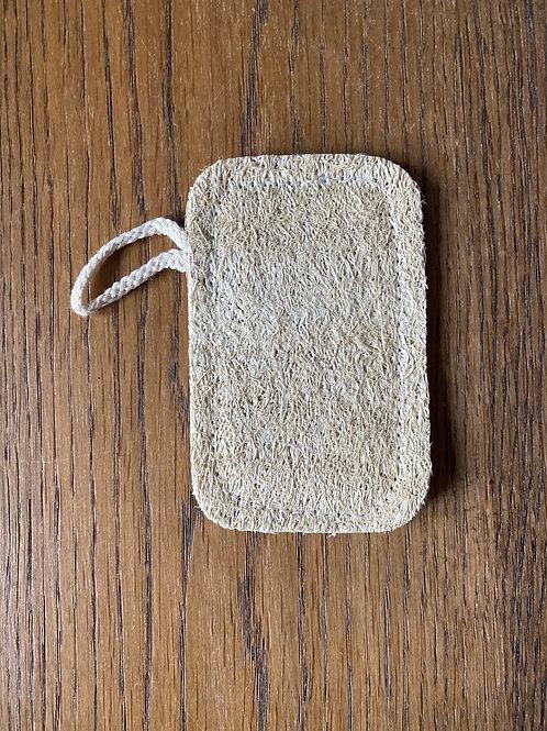 Lufa scouring sponge