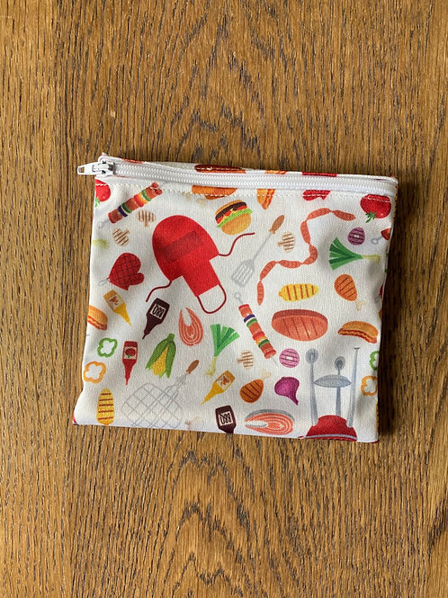 1 reusable snack bag (small)