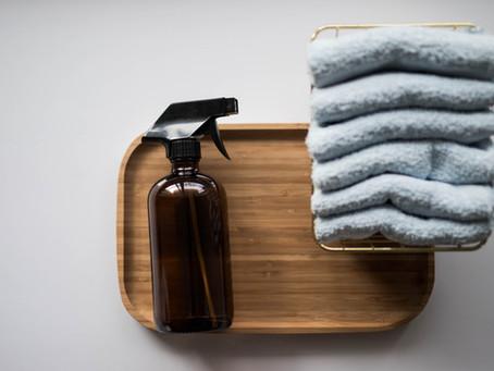 Recette de produits nettoyant naturel